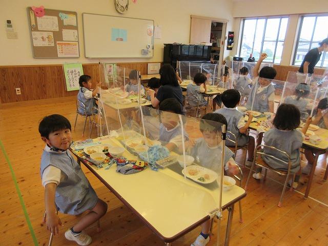 6月1日いよいよ幼稚園が再開しました!!