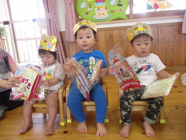 七夕誕生日会🎋&わんぱくルーム入室式🐘